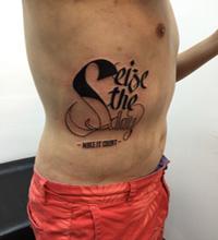 Tattoo Design Letters