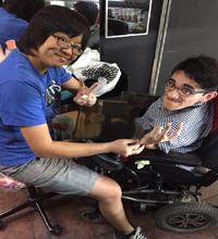 tattoo artist - wyn